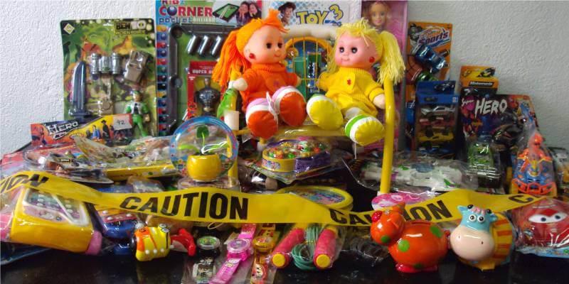 Confiança na hora de comprar o brinquedo