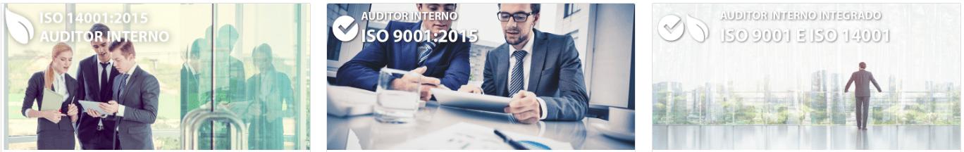 Curso EAD para Auditor Interno conforme a ISO 19011