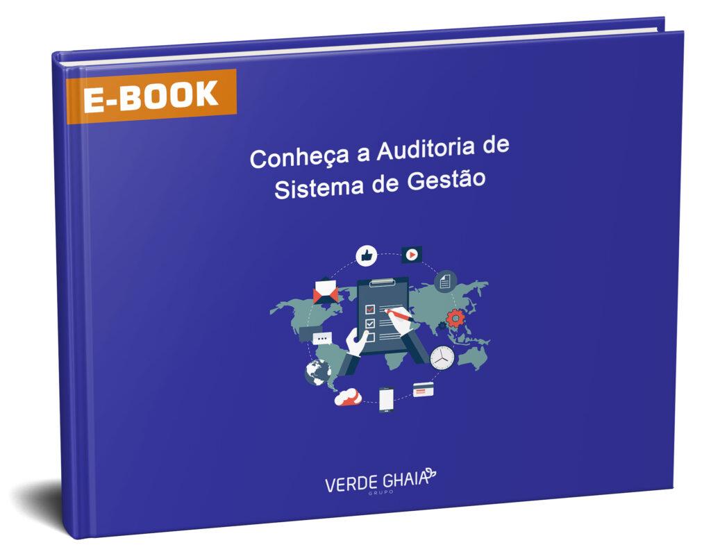 e-book da Verde Ghaia sobre auditoria de sistema de gestão -
