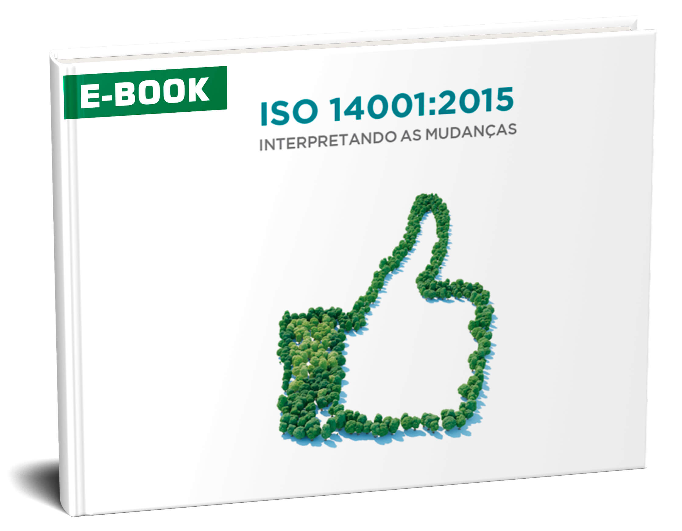 A ISO 14001 mudou! Veja as principais mudanças no nosso E-book ISO 14001:2015