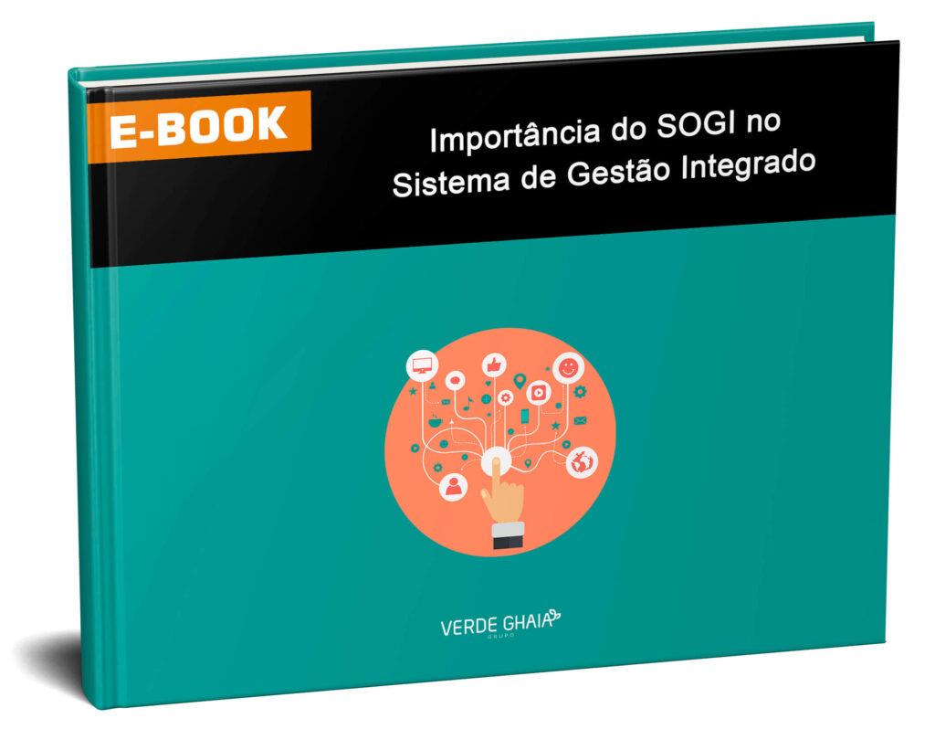 e-book sobre a importância do SOGI no sistema de gestão integrado