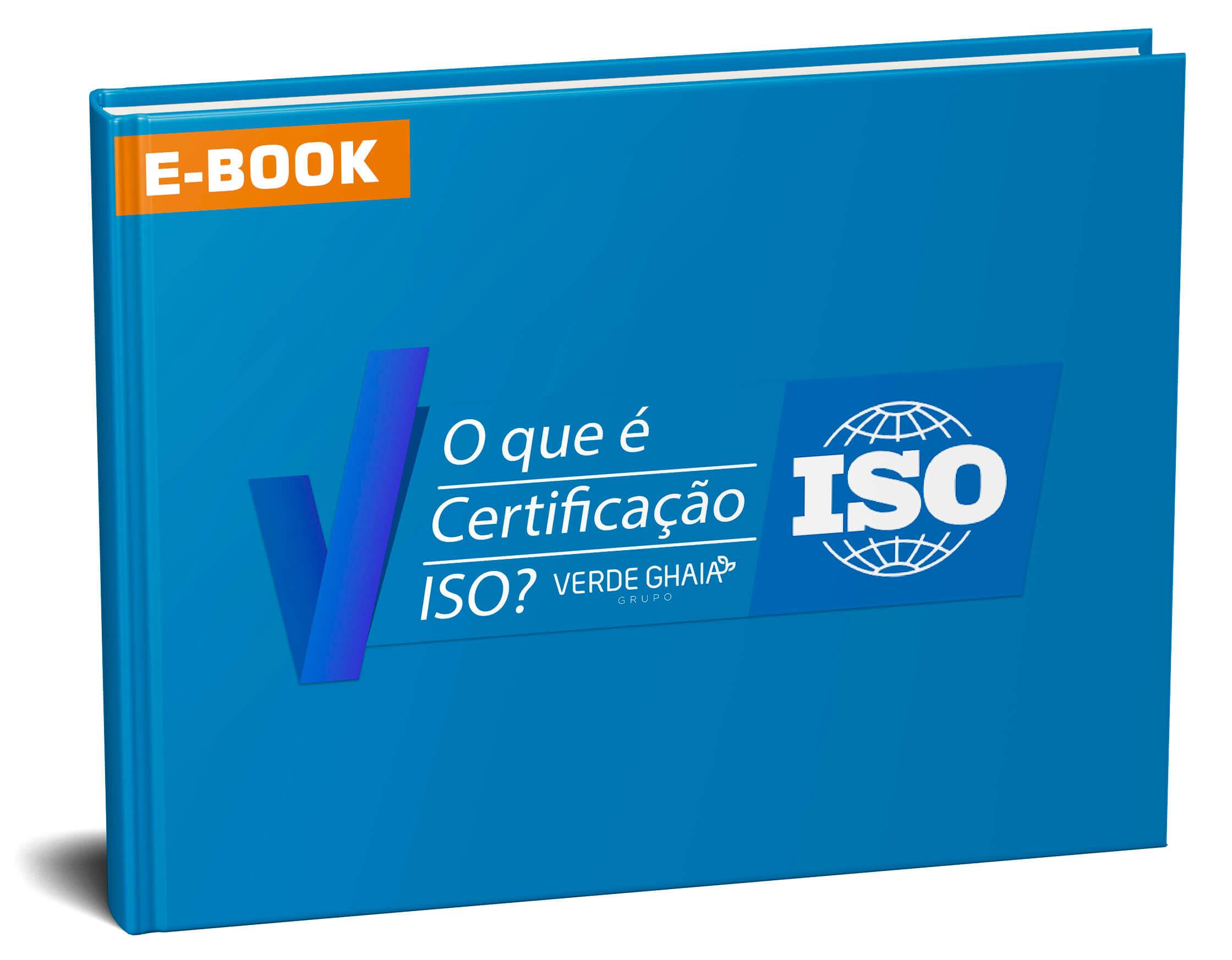 O que é certificação ISO