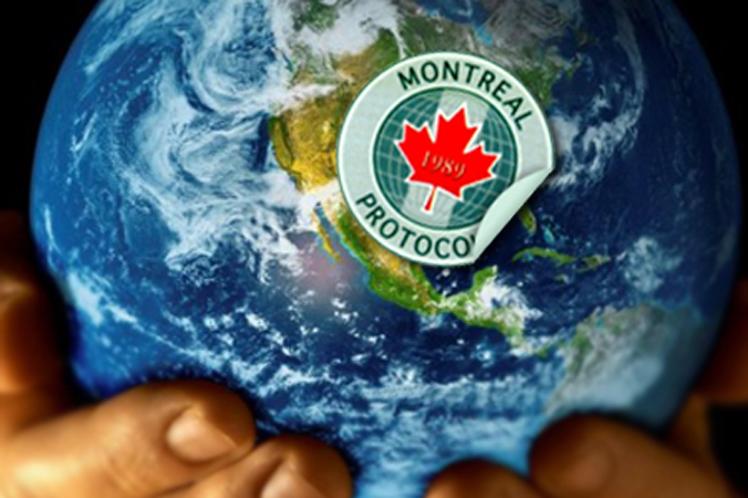 Protocolo de Montreal – Novo Regulamento