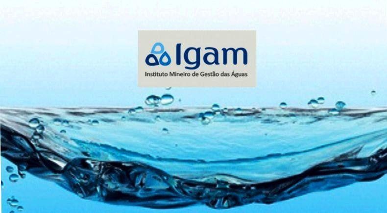 IGAM dá novo prazo para cadastramento e prestação de informações