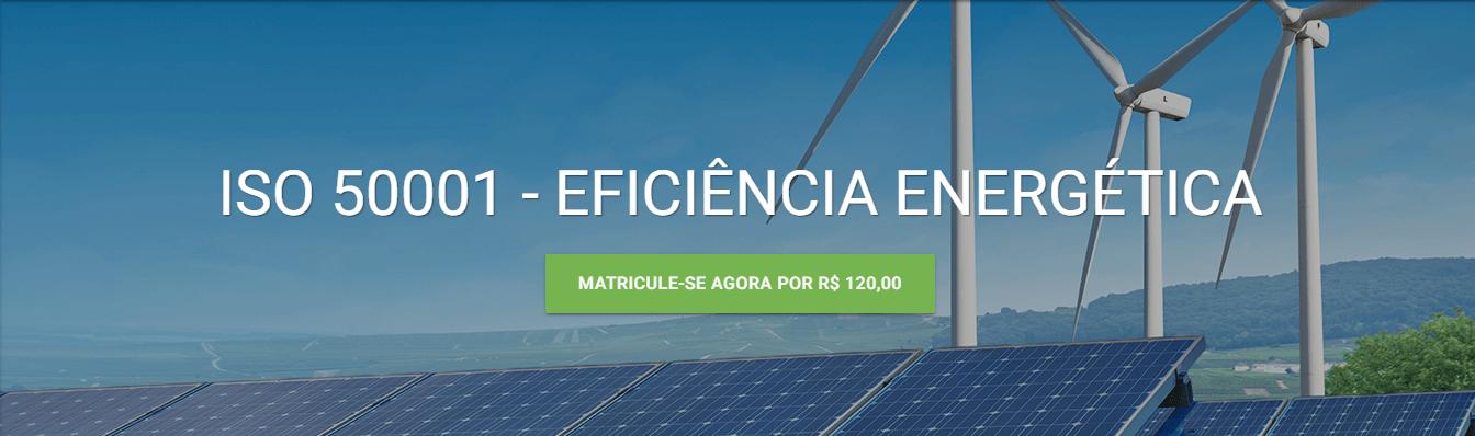 Curso de EAD da Verde Ghaia sobre Eficiência Energética