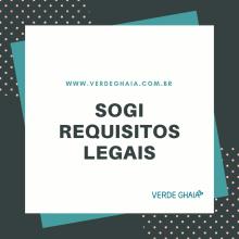SOGI – Software da Verde Ghaia para o Levantamento e Controle de Leis