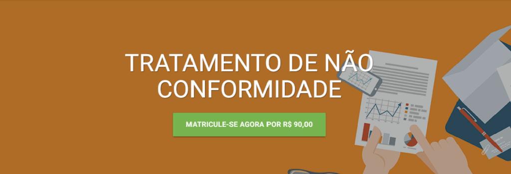 Curso EAD da Verde Ghaia sobre tratamento de não conformidades