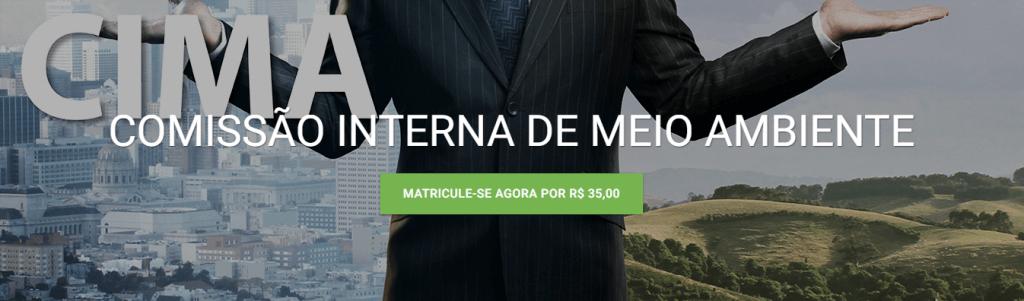 Curso EAD da Verde Ghaia - COMISSÃO INTERNA DE MEIO AMBIENTE -