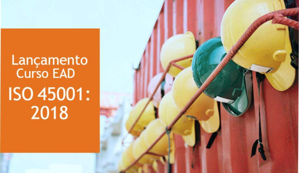 Curso de SSO - ISO 45001 - saúde e segurança ocupacional
