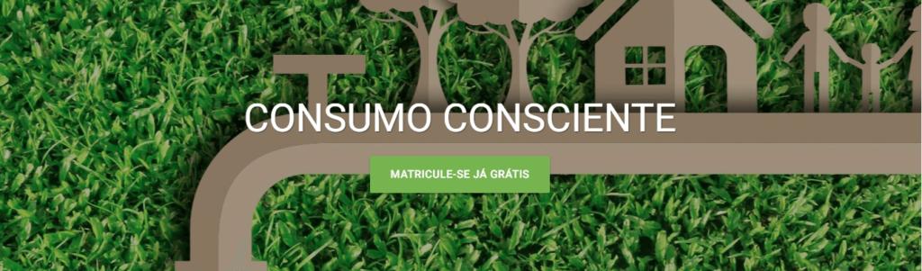 Curso EAD da Verde Ghaia para consumo consciente