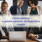SOGI: Uma ferramenta de otimização no gerenciamento de requisitos legais