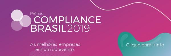 Banner do IV Prêmio Compliance, convidando para clicar no banner e saber mais informações.