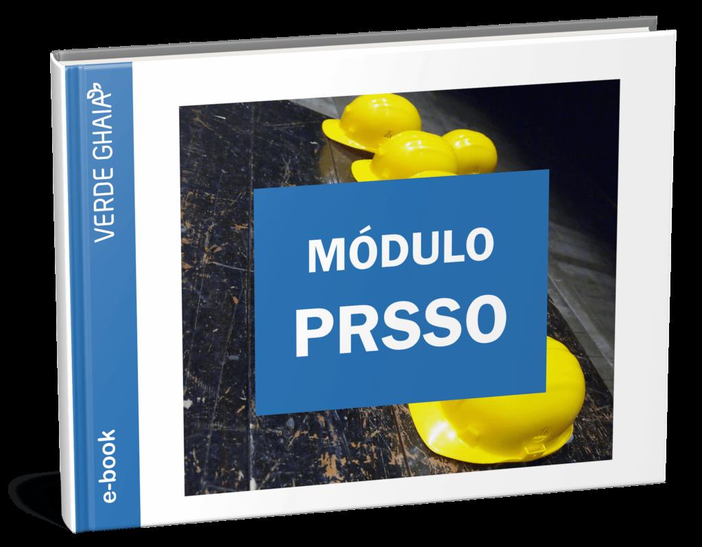 e-book do módulo PRSSO do SOGI - software para Levantamento de perigos e riscos se saúde e segurança no trabalho