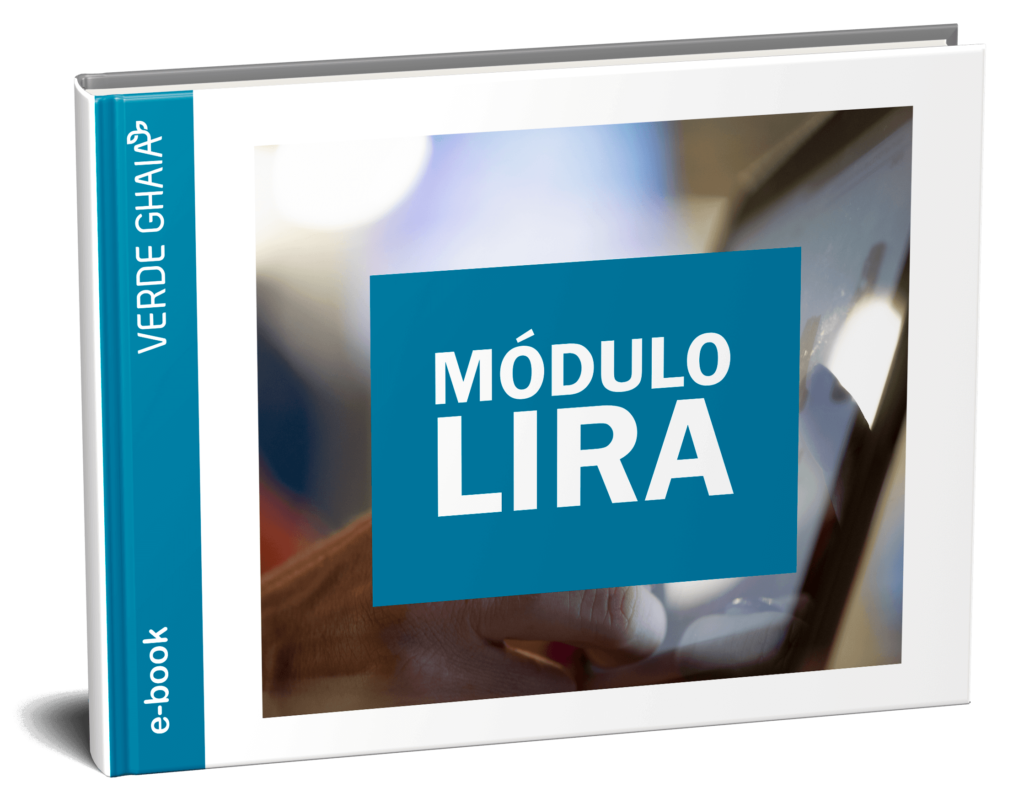 E-book do Módulo LIRA para gerenciamento de requisitos legais