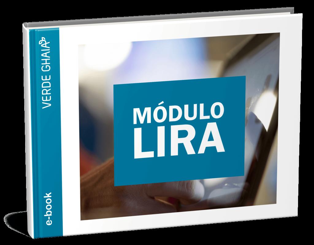 E-book do Módulo LIRA para gerenciamento de requisitos legais