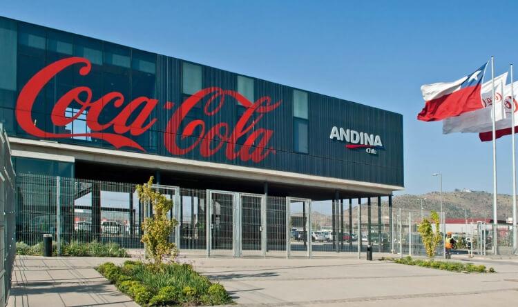 Programas de Responsabilidade Social da Coca-Cola Andina