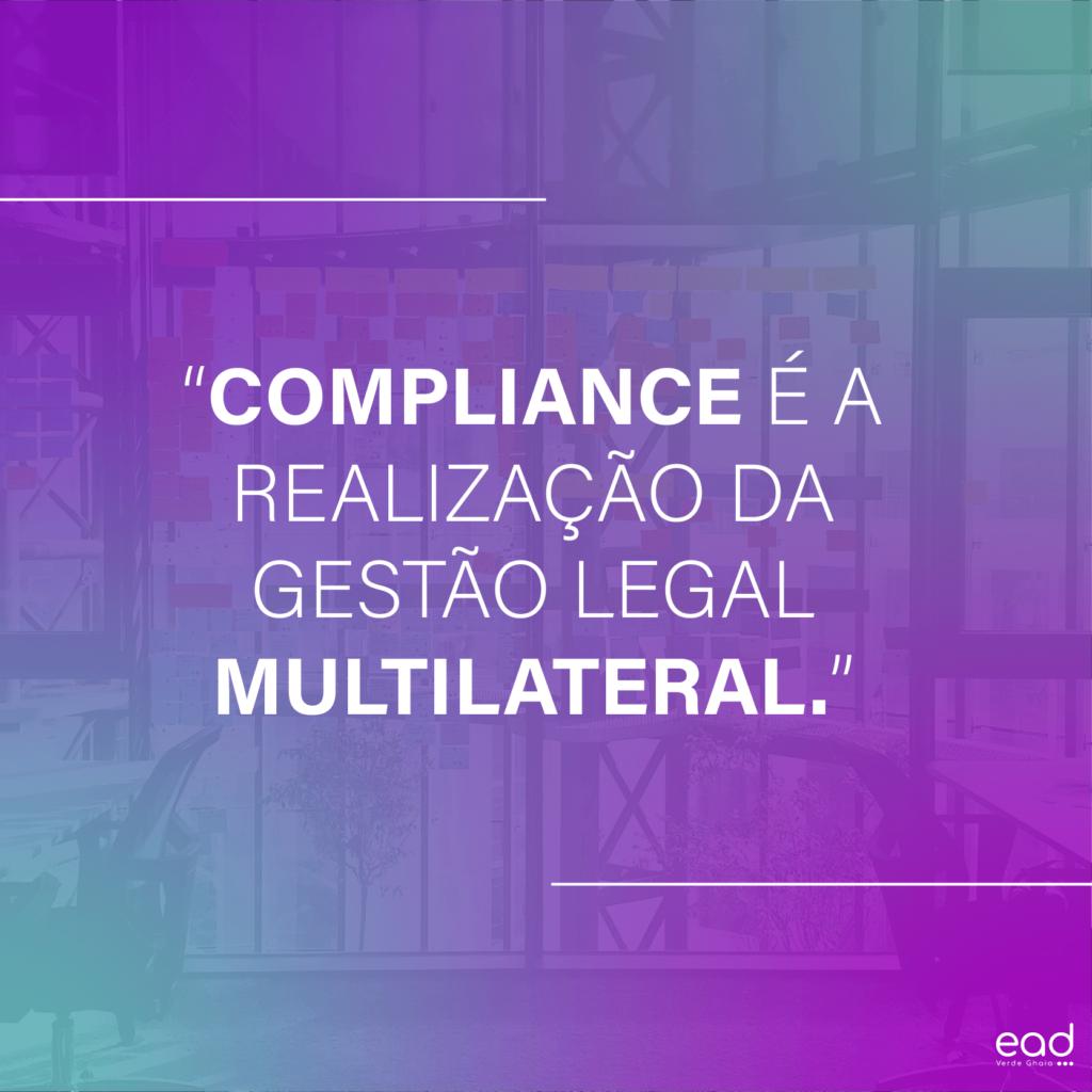 Benefícios do Compliance gerados para a Organização