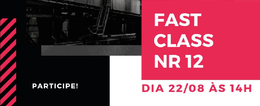 Banner de chamada para as mudanças ocorridas na NR12
