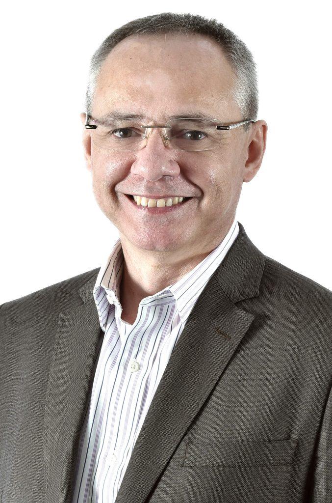 Régio Fernandes, diretor Administrativo, Financeiro e de Infraestrutura e compliance officer da BH Airport