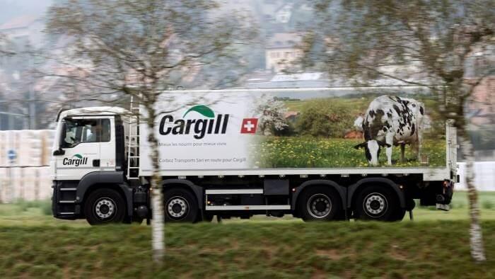 Resultados conquistados pela Cargil