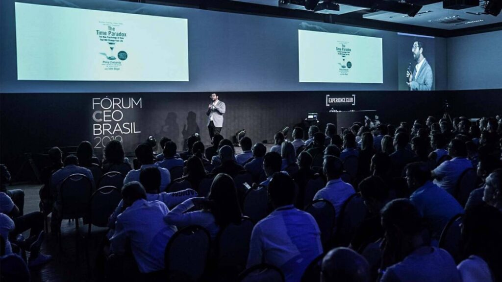 Tiago Mattos - Palestrante de Abertura do Fórum CEO Brasil