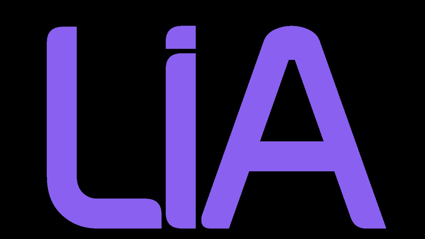 É Hoje! Estamos ansiosos para te apresentar a LIA