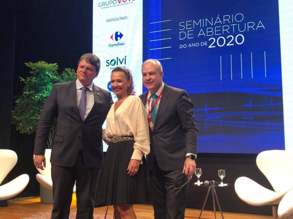 Brasil de Ideias: Seminário de Abertura do Ano de 2020 - CEO Deivison Pedroza, Grupo Verde Ghaia