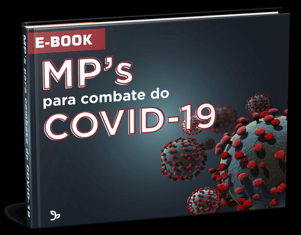 e-book sobre as medidas provisórias para combate do COVID-19. Legislação Comentada da VG.