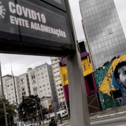 Estado de São Paulo publica Decreto de Quarentena