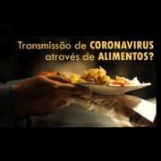 O coronavírus e a indústria de alimentos
