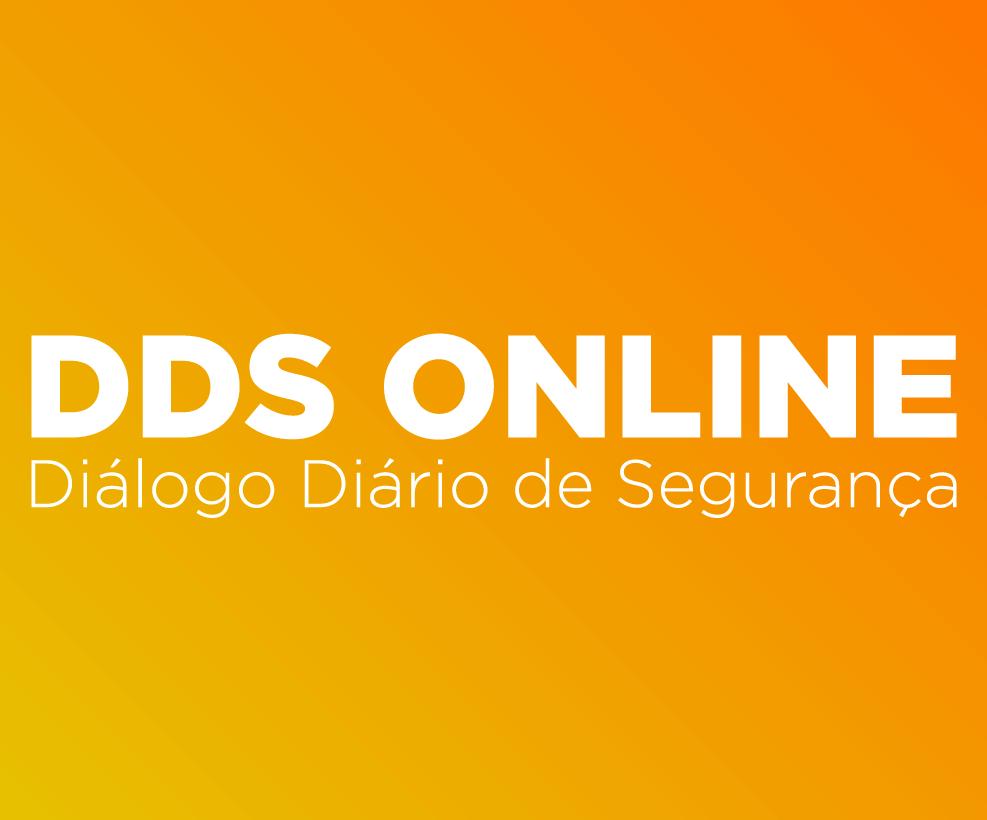Curso EAD da Verde Ghaia, online, sobre DDS - DIálogo Diário de Segurança.