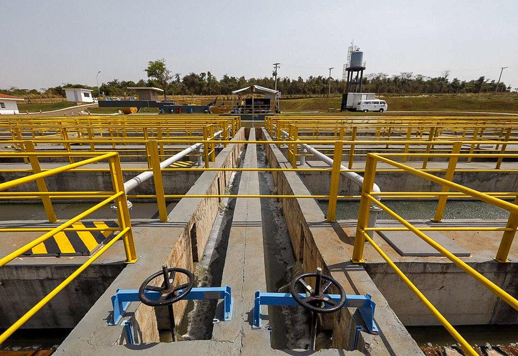 o que é saneamento básico? é o conjunto de medidas que visa preservar ou modificar as condições do meio ambiente