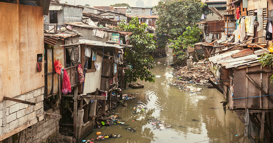 Saneamento básico: condições sanitárias e ambientais à população