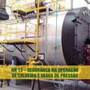 Inspeção de segurança periódica prevista pela NR13