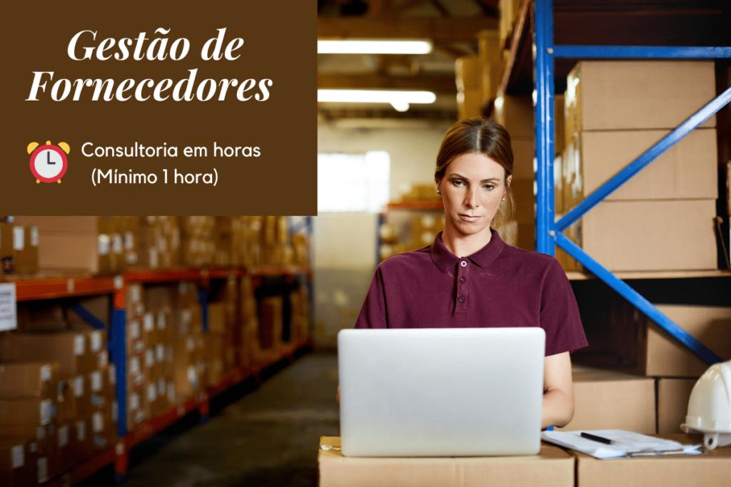 gestão eficiente dos fornecedores externos é estratégica para qualquer organização.