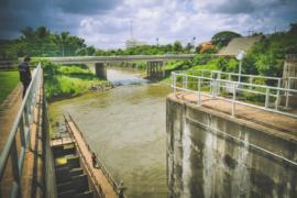 Mudanças nas regras de barragens e código de mineração