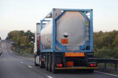 Carga de Fluxo de Transporte de Produtos Perigosos