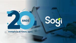 20 anos do SOGI – Inteligência do futuro, agora!